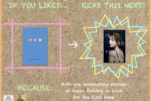 Discover WeNeedDiverseBooks with Meredith Russo's If I Was Your Girl
