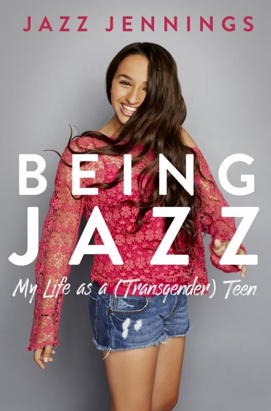 Being Jazz by Jazz Jennings on BookDragon via SLJ