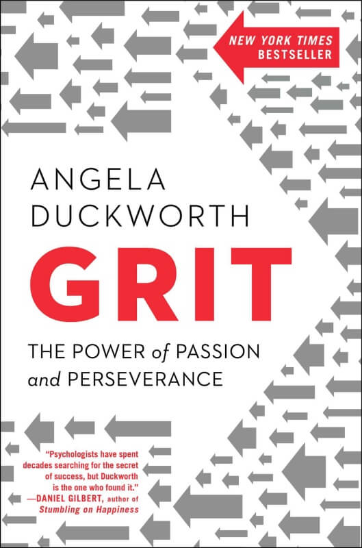 Grit by Angela Duckworth on BookDragon via LJ