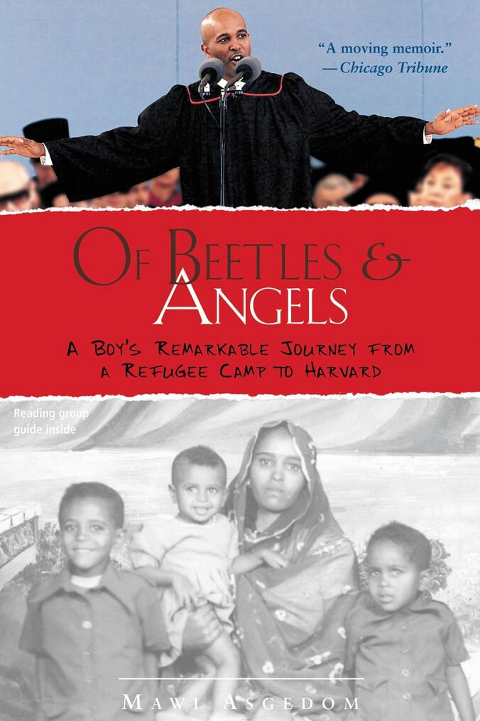 Of Beetles and Angels by Mawi Asgedom on BookDragon via SLJ