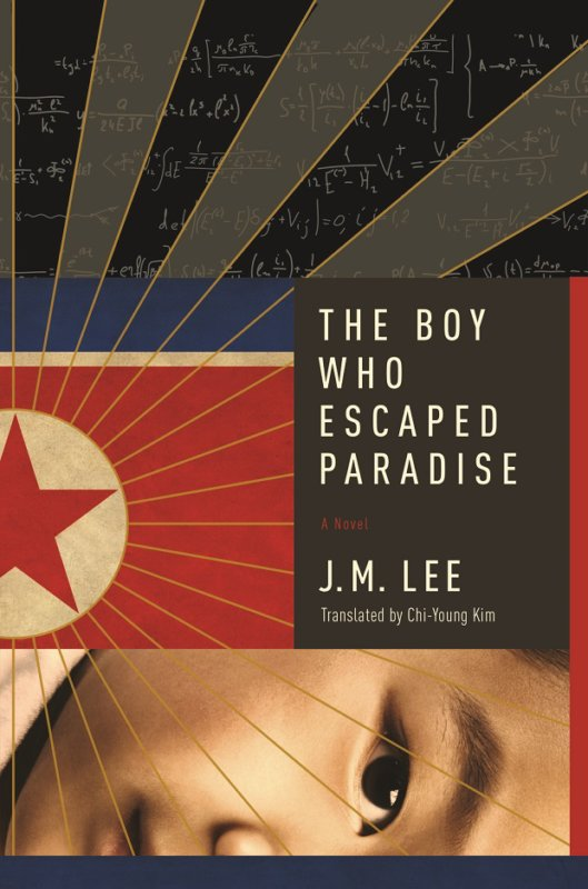 Boy Who Escaped Paradise by JM Lee on BookDragon via LJ