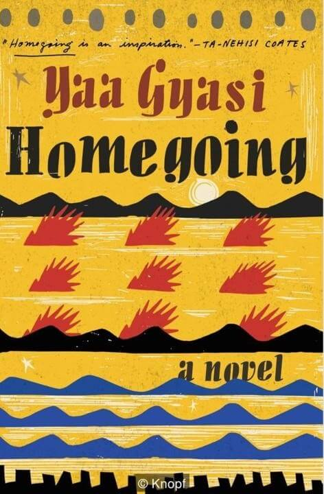 Homegoing by Yaa Gyaasi on BookDragon via LJ2