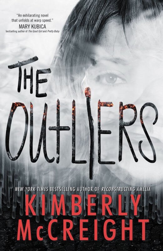 Outliers by Kimberly McCreight on BookDragon via SLJ