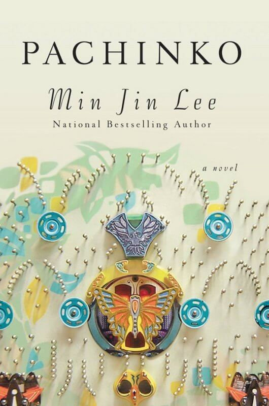 Pachinko by Min Jin Lee on BookDragon via Booklist