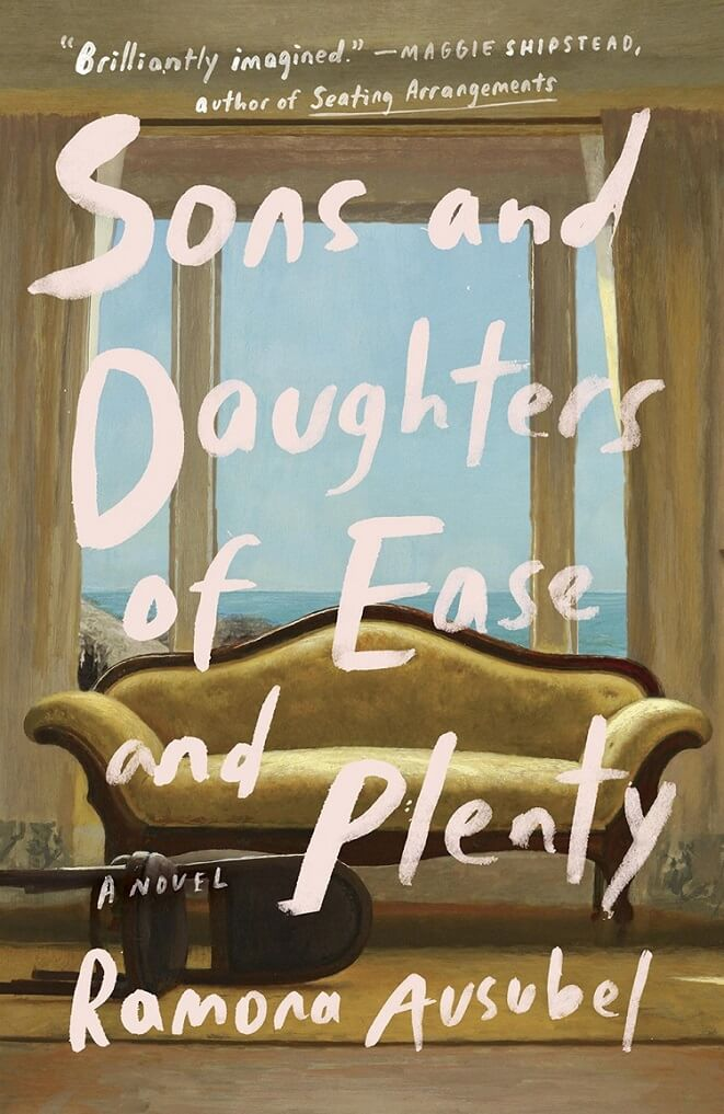 Sons and Daughters of Ease and Plenty by Ramona Ausubel on BookDragon via LJ
