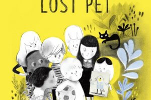 Colette's Lost Pet by Isabelle Arsenault [in Shelf Awareness]