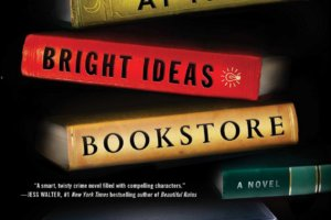 Midnight at the Bright Ideas Bookstore by Matthew Sullivan [in Library Journal]