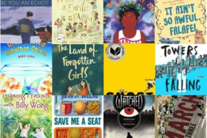 Favorite Diverse Children's Books of 2016 [in Utah Journal of Literacy]