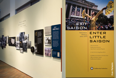 Exit Saigon, Enter Little Saigon Exhibition