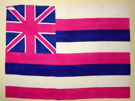 1891 Hawaiian Flag