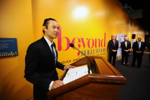 #IAmBeyond: Ringing in APA Heritage Month with SmithsonianAPA Director Konrad Ng