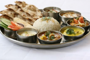 """My Thali"" – The Indian American ""Plate"""