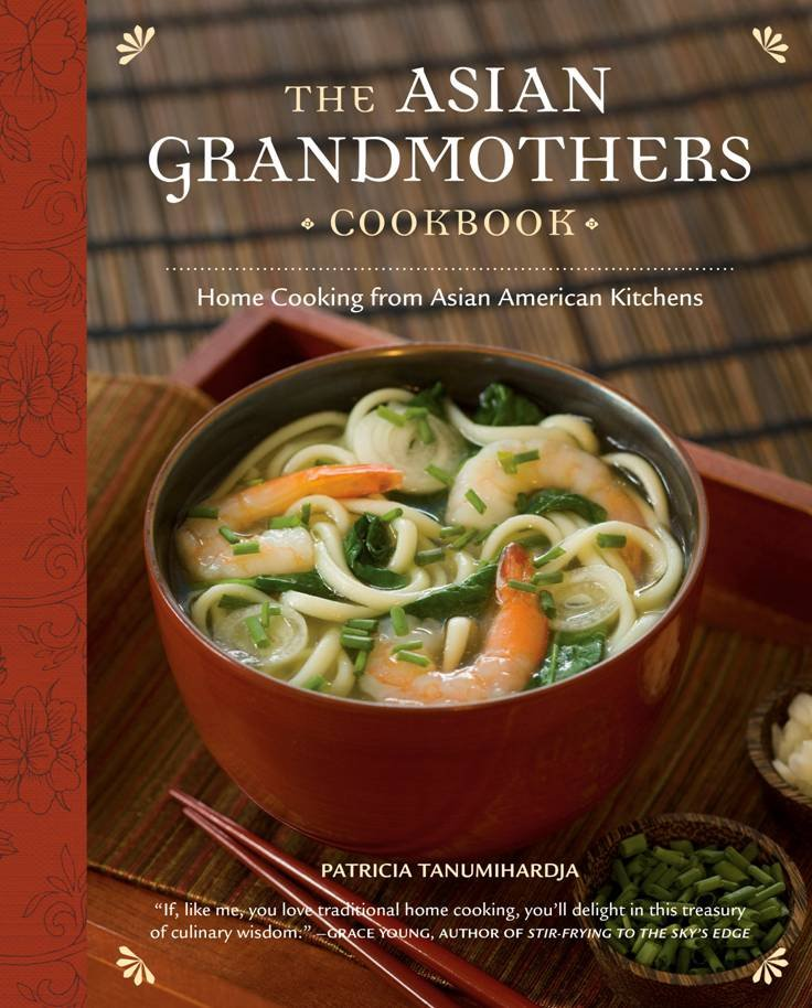Happy 5th birthday the asian grandmothers cookbook and a recipe paperback2 forumfinder Gallery