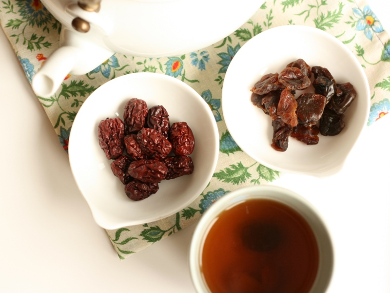 A Winter Elixir: Longan and Red Date
