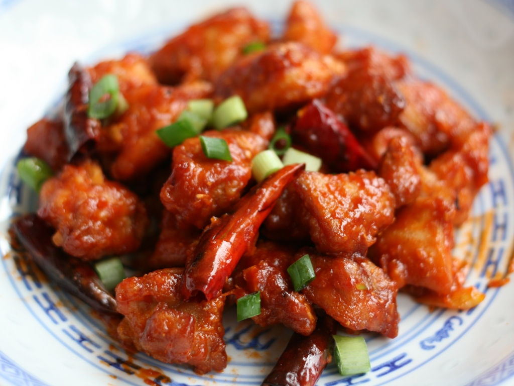 General Tso's Chicken | Pickles and Tea