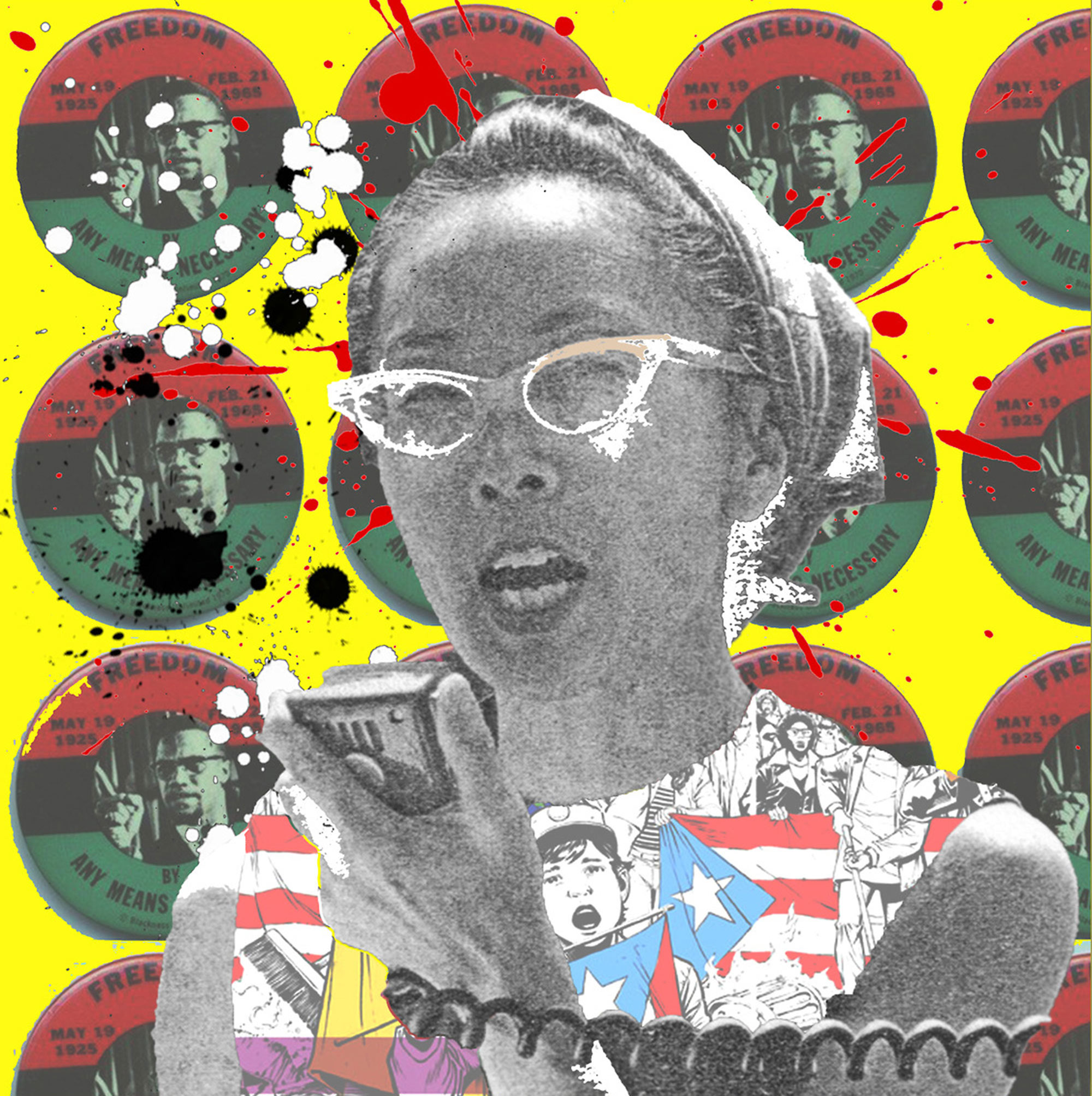 Folk Hero: Yuri Kochiyama, As Remembered Through