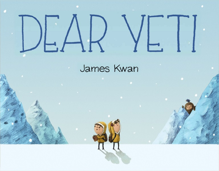Dear Yeti by James Kwan