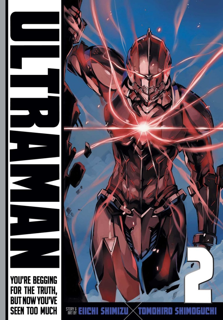 Ultraman (vol. 2) by Eiichi Shimizu, illustrated by Tomohiro Shimoguchi, translated by Joe Yamazaki, English adaptation by Stan!
