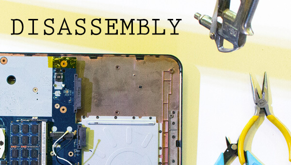 Wiena Lin – DISASSEMBLY : BROOKLYN